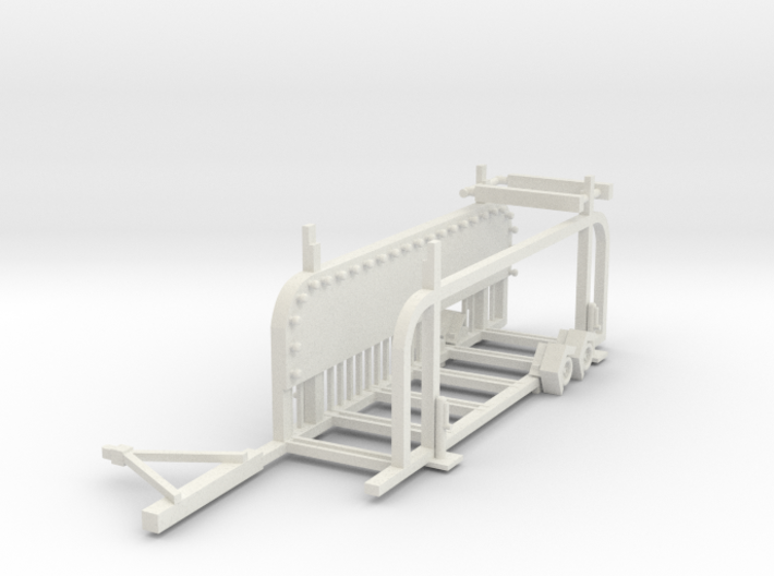 Groovybustrailer 3d printed