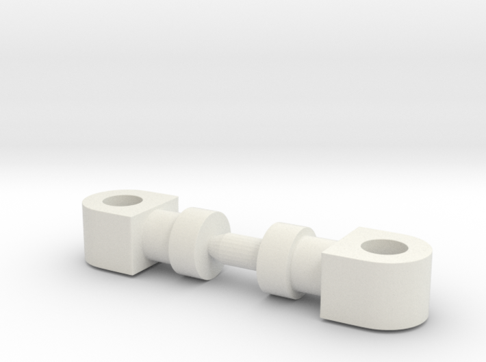 Huff - Hips 3d printed