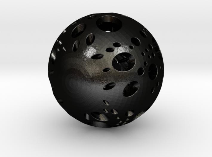 'MOON NECK' - Ø 40 3d printed