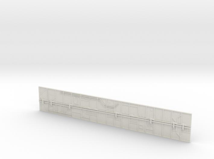 Shuttle MLP 1:144 Side 2 3d printed
