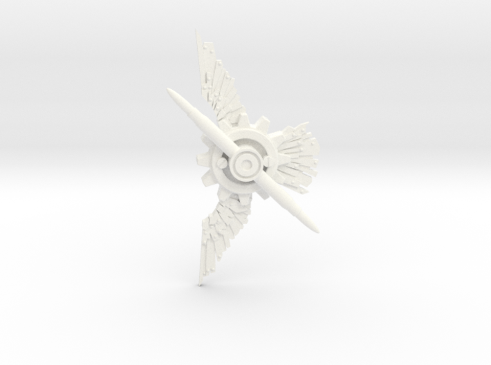 Wings Of Valor 3d printed