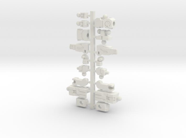 SPOT - Mini Action Figure 3d printed