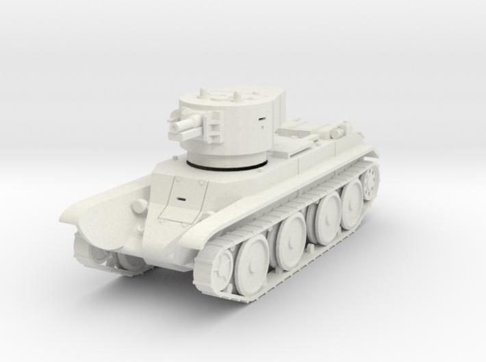 PV67A BT7A Artillery Tank (28mm) 3d printed
