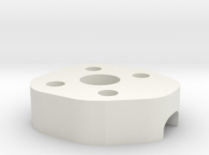 Lowerframe Spacer ZMR 3d printed