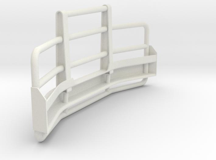 Bull-bar-Valueliner-hood-II 3d printed