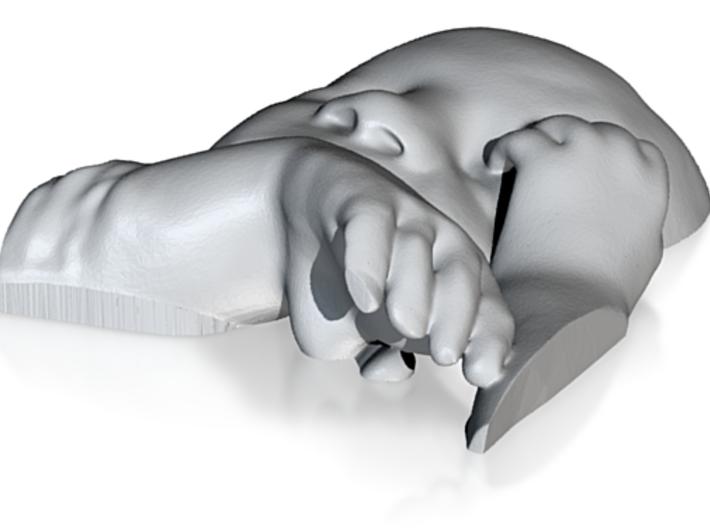 Ultrasound 3d printed