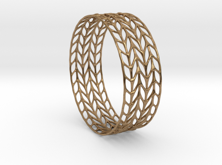 Bracelet 'Cupids Arrow' 3d printed