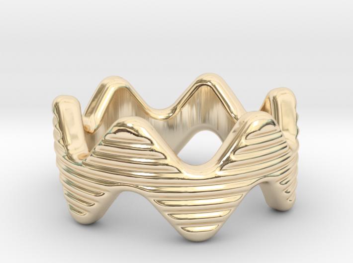 Zott Ring 17 - Italian Size 17 3d printed