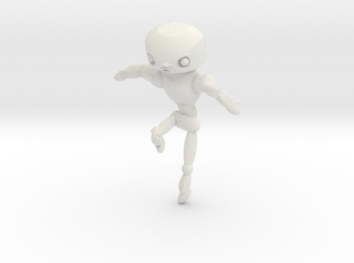 robo man 3d printed