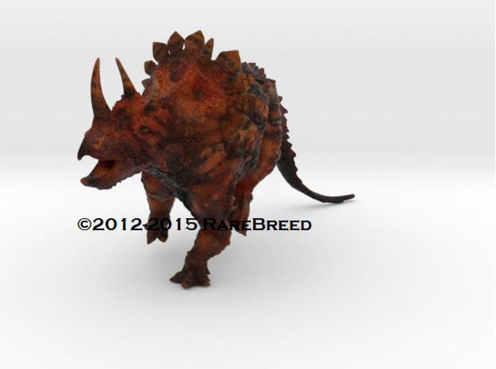 Regaliceratops 3d printed Regaliceratops color by ©2012-2015 RareBreed