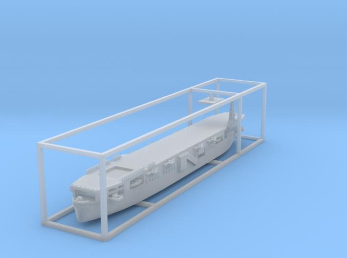 1:1200 scale model Karel Doorman 1  3d printed