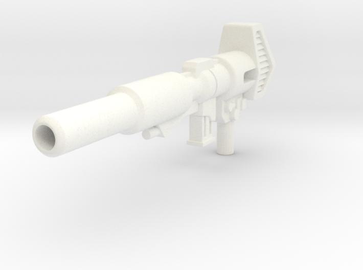 TF Gun OP x1 3d printed