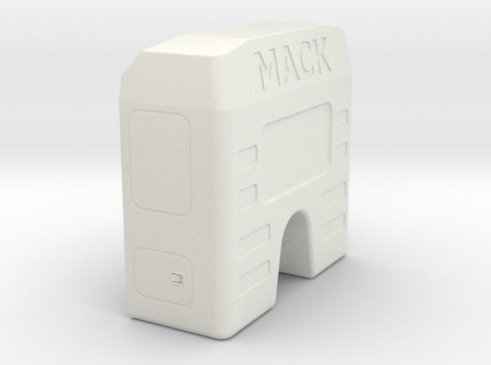 Sleeper-cab-II 3d printed