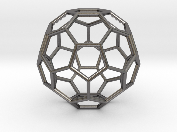 Hedron 3d printed