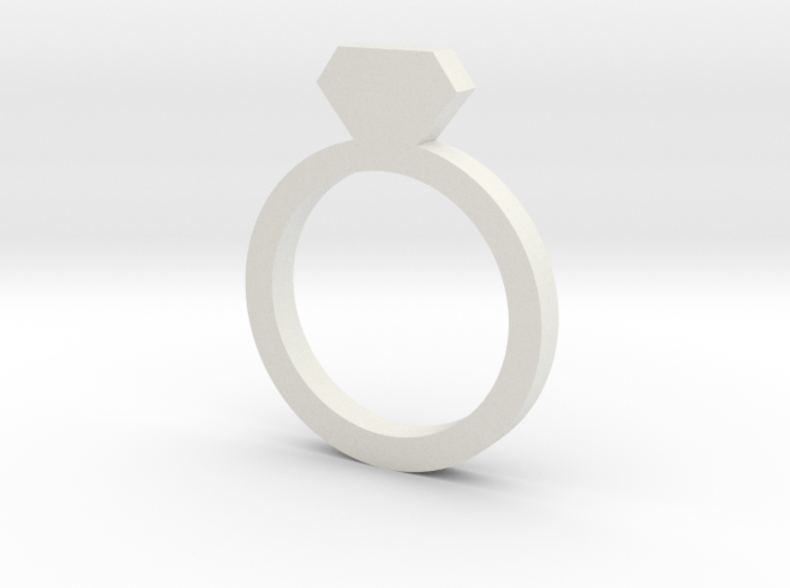 Placeholder Ring 3d printed