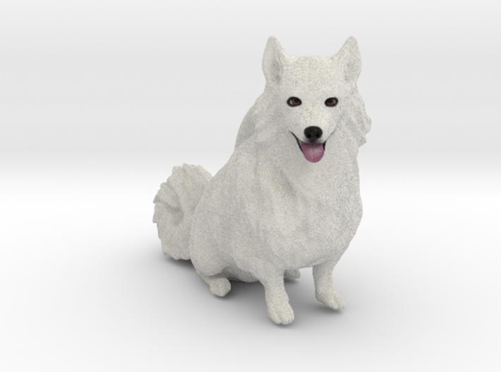 Custom Dog Figurine - Loki 3d printed