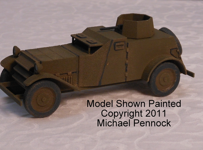 PV02A Lasalle AC (28mm) 3d printed