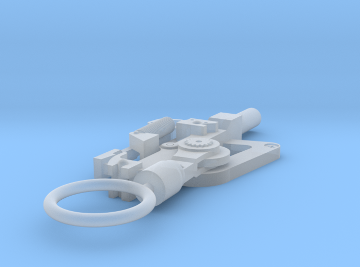 OPS Activation Handle 1:6 3d printed