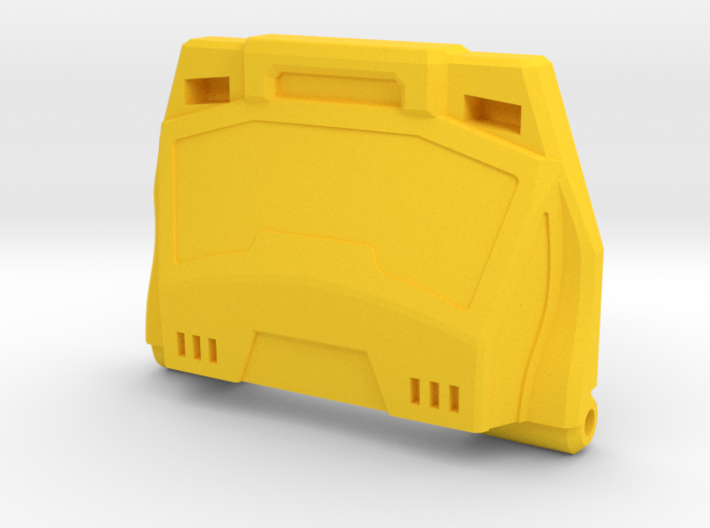 Streaker Chest Plate 3d printed