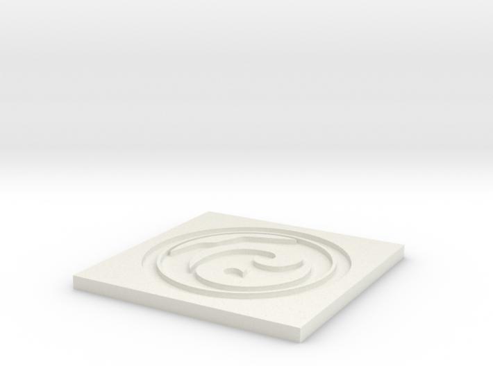 DojoCrest 3d printed