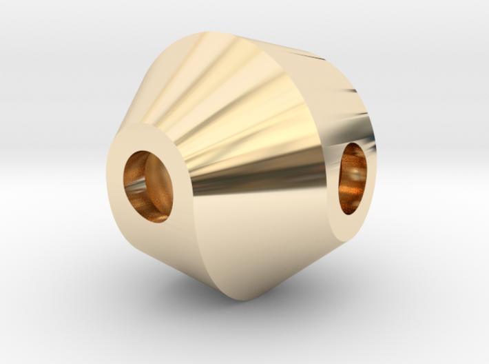 Heptasphericon 3d printed