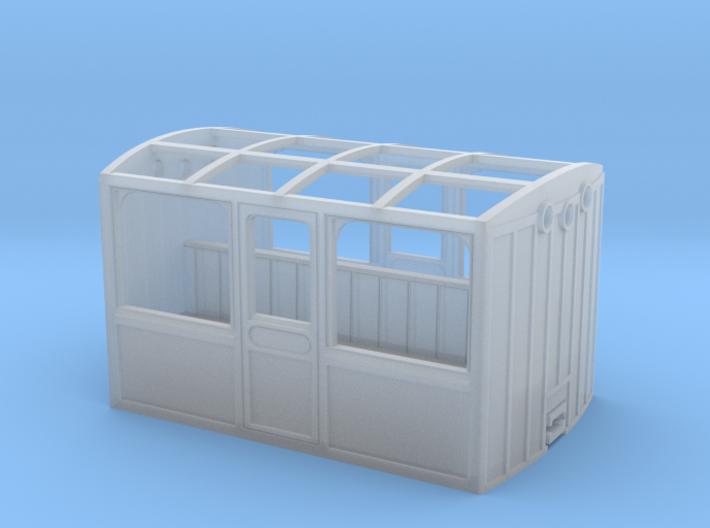 FR Porthole Bug Box 3d printed