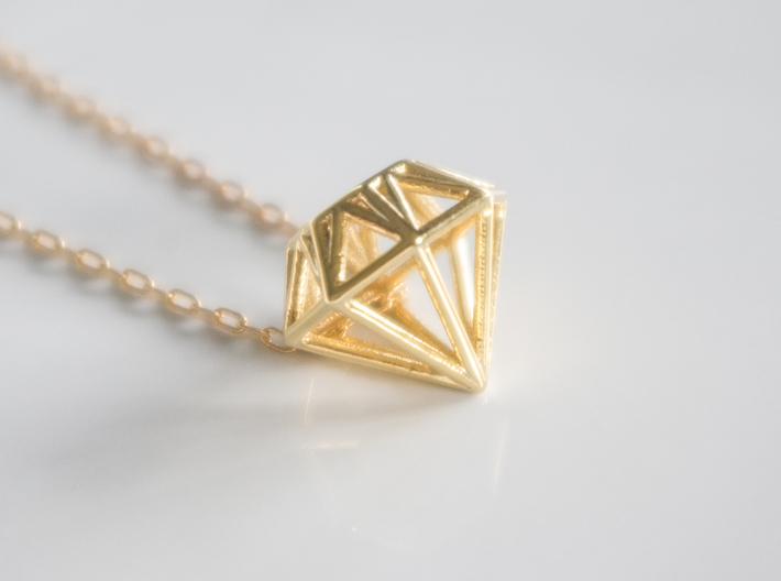 in necklaces context diamond p wrapped gold pendant love