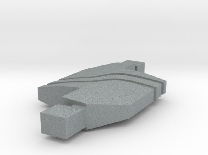 1:1 Replicator Block from SG1 3d printed