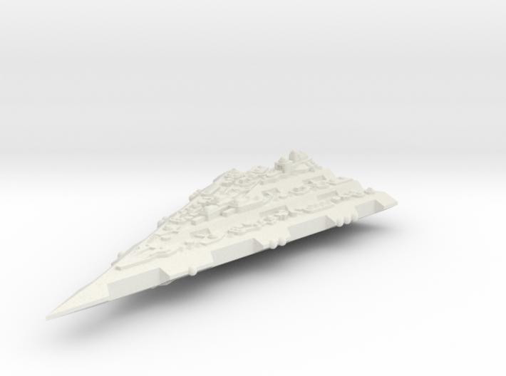 GDH:D305 Delta Series Dreadnought 3d printed