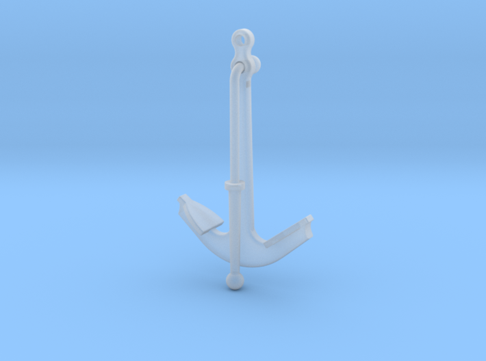 Early US Anchor 23mm 3d printed