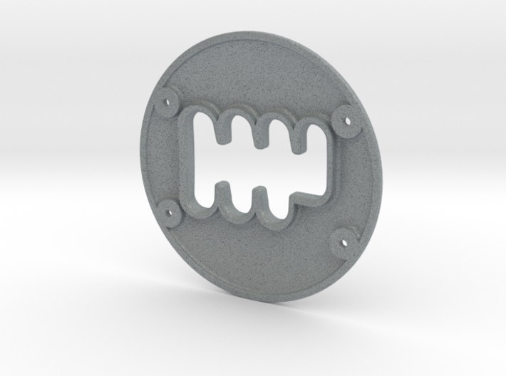 TH8rs - Shifter Plate 3d printed