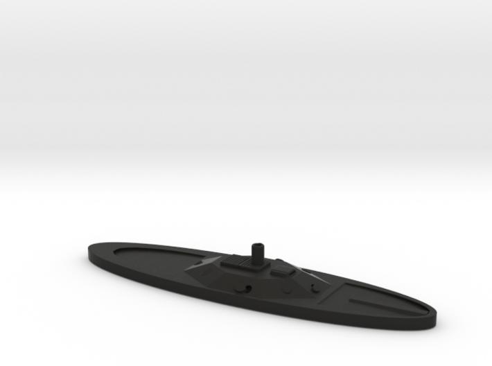 1/600 CSS Virginia II 3d printed