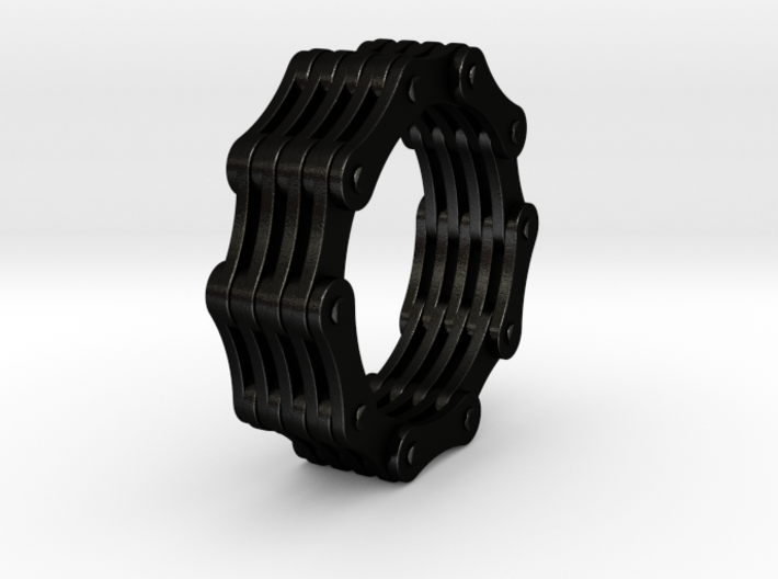 Violetta S9 - Bicycle Chain Ring 3d printed
