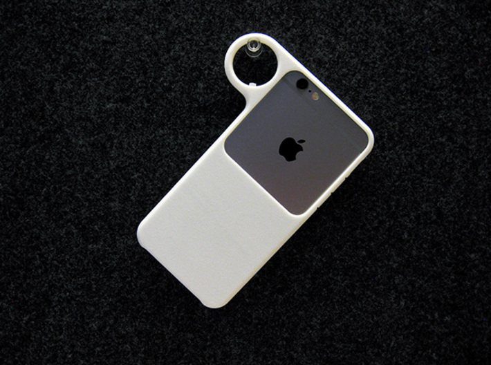 Ring case for iPhone 6 3d printed Pin it up