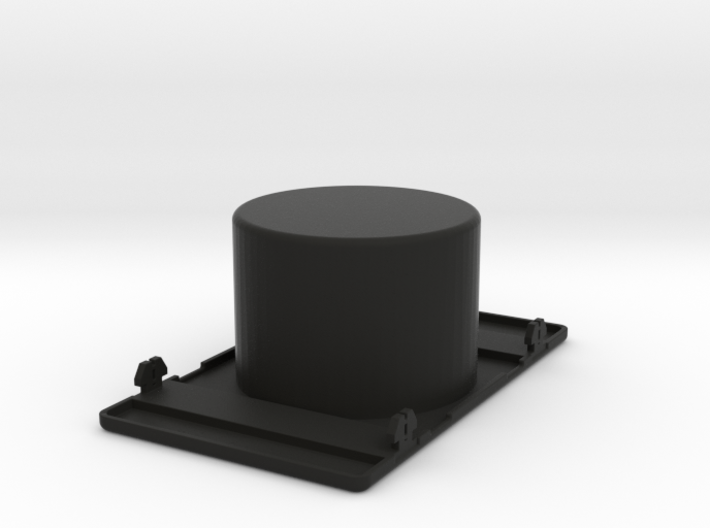 Cup Holder Center Panel 3d printed