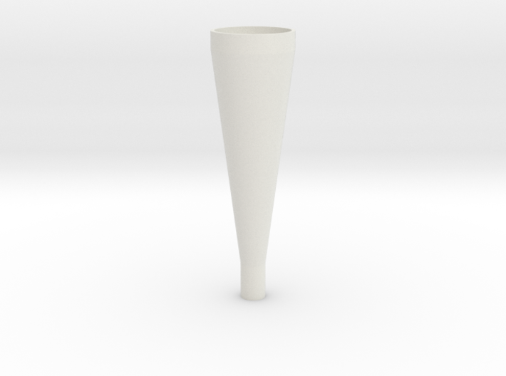 conical horn 3d printed