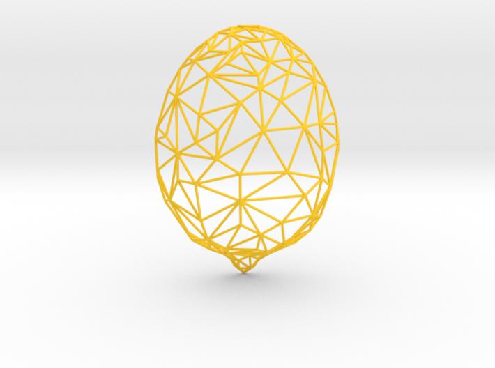 Wired Lemon 3d printed