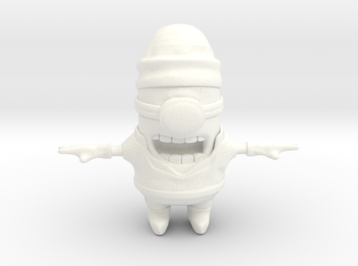 Minion in Links Outfit 3d printed