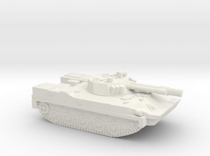 BMD-4 6mm Low Resolution 3d printed