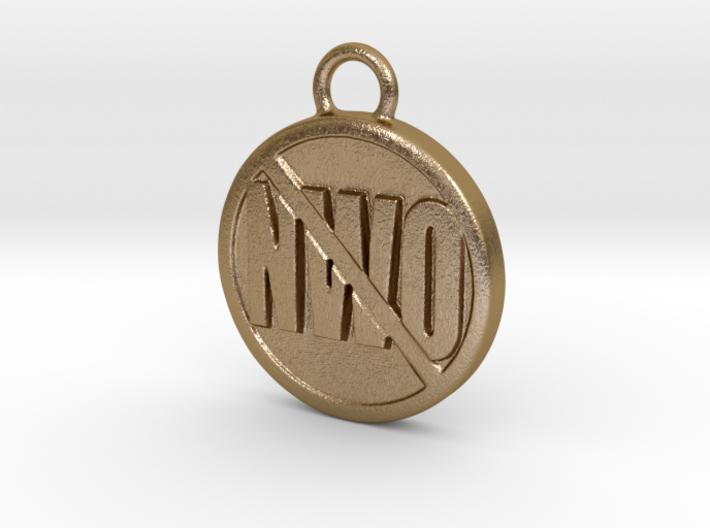 Anti NWO 3d printed