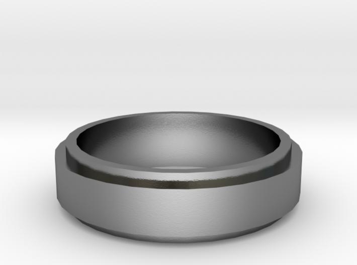 On top ring (19 mm diameter) 3d printed