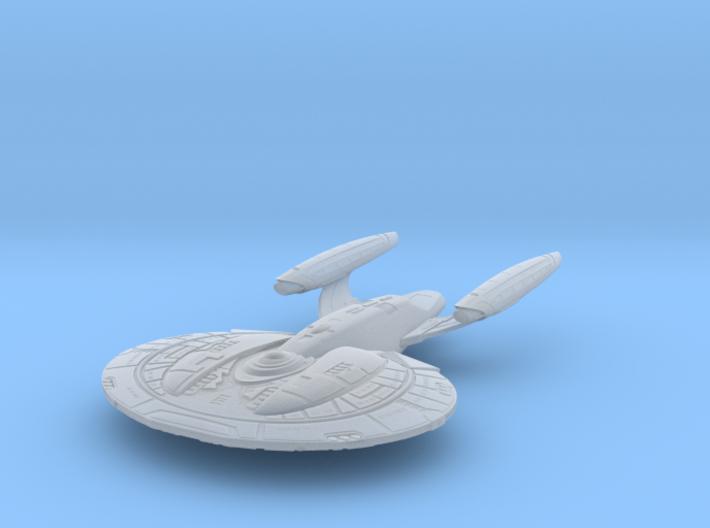 Fox Class B Battleship 3d printed