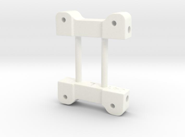 NIX91-041 Rear arm mounts 3d printed
