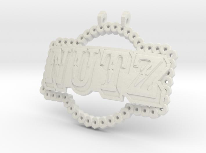 Camp NuTz 3d printed