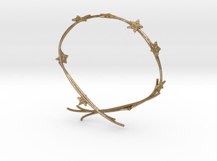 Ivy Bracelet 3d printed
