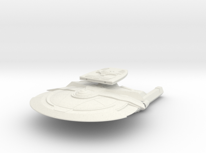 MoonWolf Class C BattleCruiser 3d printed