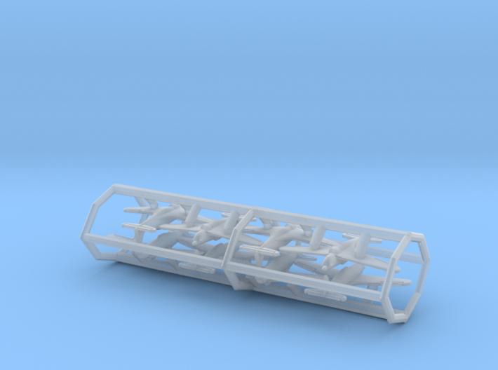 1/700 M.S.406 x8 (FUD) 3d printed