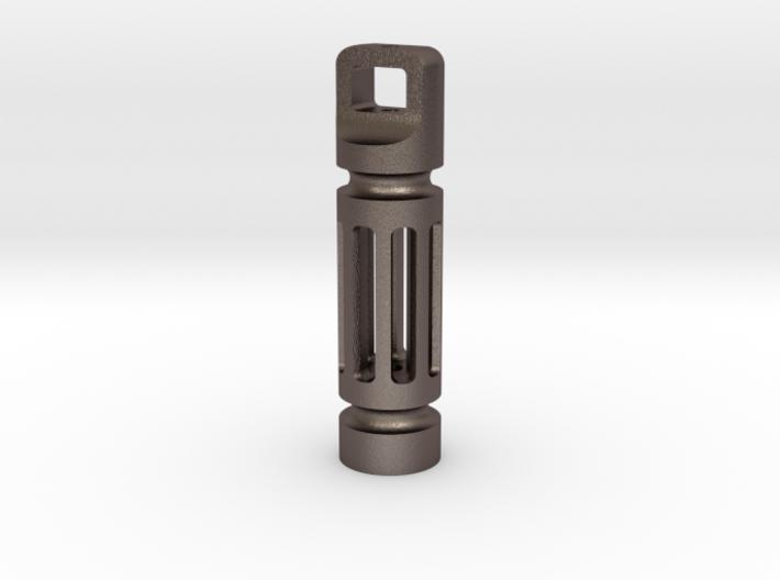 Tritium Fob 3dp 2.0 3d printed