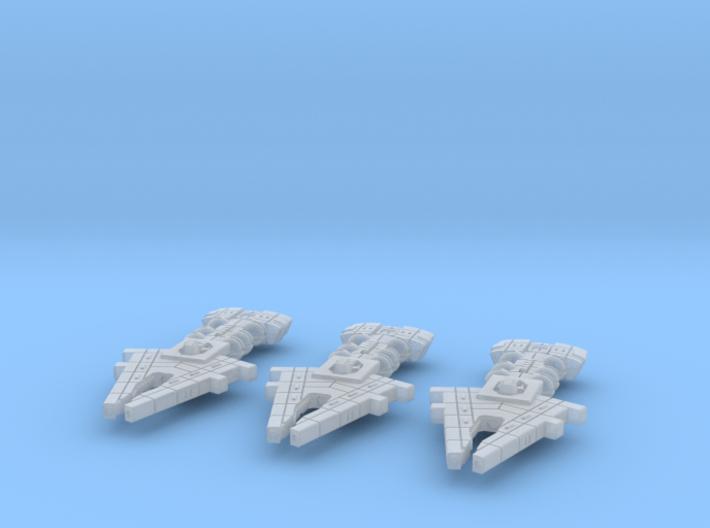Orion (KON) Light Cruiser Datagroup 3d printed