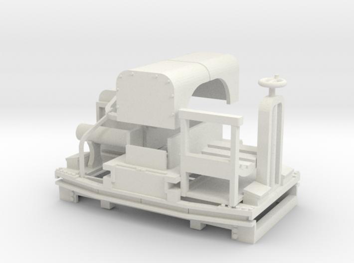 A-G9-20hp-simplex-1a 3d printed